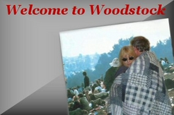 Welcome To Woodstock Dyson Party